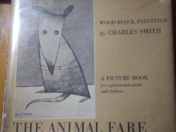 Cover: The Animal Fare, A Picture Book